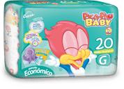 Fraldas Pica-Pau Baby