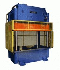 PH4C -  prensa hidráulica modelo.