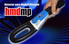 Detector de metais manual HMD-MP