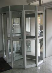 Porta Giratória - Modelo P1