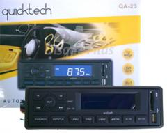 Som Automotivo MP3 Player Quicktech