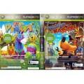Jogo Banjo-Kazooie e Viva Piñata Xbox 360