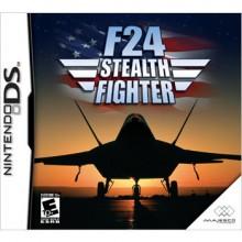 Jogo F24 Stealth Fighter DS
