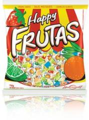 Mastigaveis Happy Frutas
