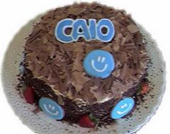 Torta para aniversario