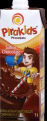 Pirakids UHT Sabor Chocolate 1l