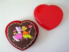 Chocolate Dia dos Namorados