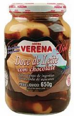 Doce de Leite com Chocolate em pasta Diet 650g