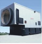 Gerador de Gás Quente  BSRB  - pode ser utilizado