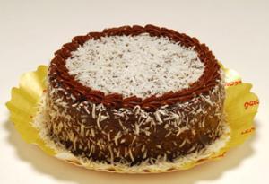 Torta Prestígio de Chocolate