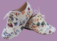 Sapato Feminino Flor