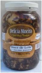 Doce de Leite com Chocolate Granulado 680g
