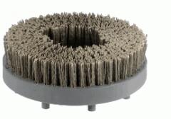 Escovas B - filamentos de nylon com carboneto de