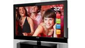 "Televisor LCD 32"""