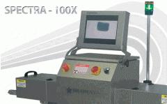 Spectra- 100X - primeiro sistema de Inspeção por