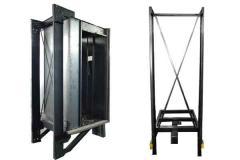 Arcada de elevador hidráulico