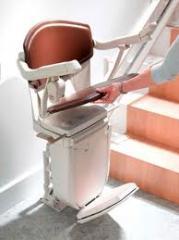 Cadeira Escada Reta Solus 260