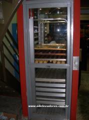 Elevador de Carga (acima de 300kg)