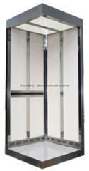 Cabinas de elevadores