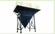 Decantador e ou flotador separador de alto fluxo