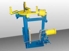 MPP Máquina Pneumática para Montagem e Desmontagem