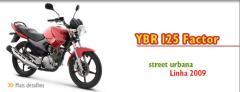 YBR 125 Factor