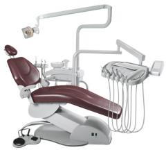 Cadeira Odontológica UniK Komfort 5 terminais