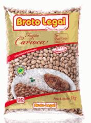 Feijão Carioca - é um produto de alta qualidade,