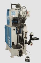 Máquina  série 640 - a construção desta máquina
