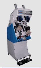Máquina  MCF-304 C proporciona uma fácil operação