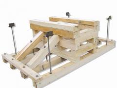 Artefatos indústriais de madeira