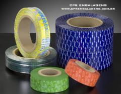 Lacre termo encilhivel sem impresso em bobina