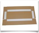 Caixa de Papelão com EPS (Isopor)