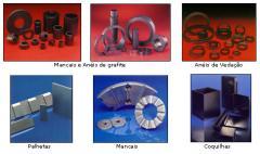 Anéis de vedação e segmentados