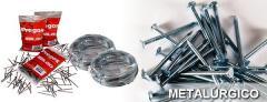 Embalagens para produtos metalurgicos