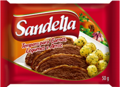 Tempero - Sabor Carne, Legumes e Arroz