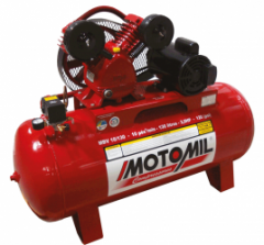 Compressores Industriais - MBV - 10/130