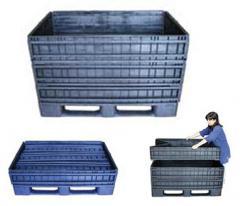 Contentor Plástico Modularbox