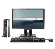 Elite Business Desktop PCs.