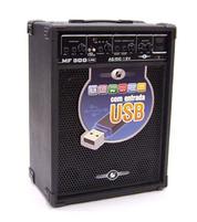 CX ACÚSTICA FRAHM AMPLIFICADA USB MF300