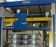 Máquinas de cintar com fita de poliéster