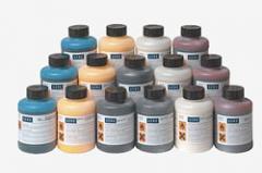 Tintas e fluídos
