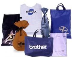 Embalagens em TNT, sacos e mochillas promocionais