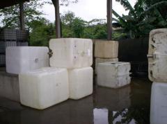 Containeres plasticos