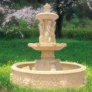 Fonte d'Água em Mármore