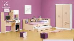 Conjunto Dormitório de Solteiro