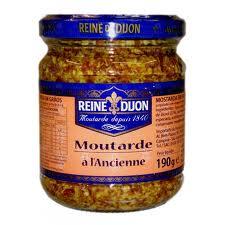 Mostarda Dijon Grão