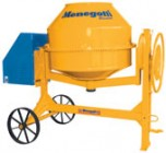 Equipamento para lavagem de betoneiras