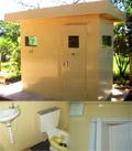Guarita Blindada Com WC