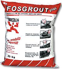 Fosgrout Plus Graute para uso geral